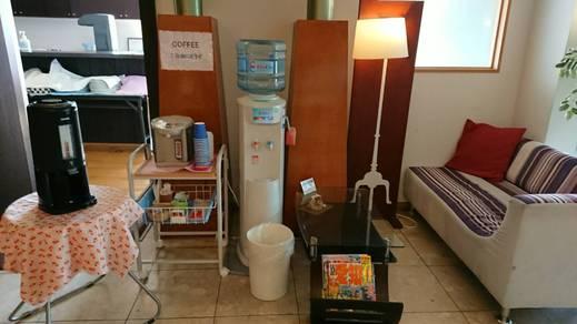 ホテルアベスト新安城駅前様にクリクラウォーターサーバーを導入頂きました